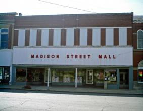 Madison Street Hall building front